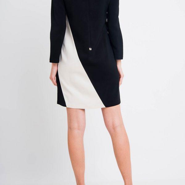 שמלה גאומטרית